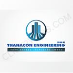 Logo_Thanacon_edit2-150x150 ผลงานโปรไฟล์บริษัท Port Services Logo Thanacon edit2 150x150