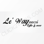 Logo_leWay-150x150 ผลงานโปรไฟล์บริษัท Port Services Logo leWay 150x150