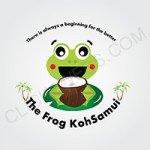 Logo_thefrog-150x150 ผลงานโปรไฟล์บริษัท Port Services Logo thefrog 150x150